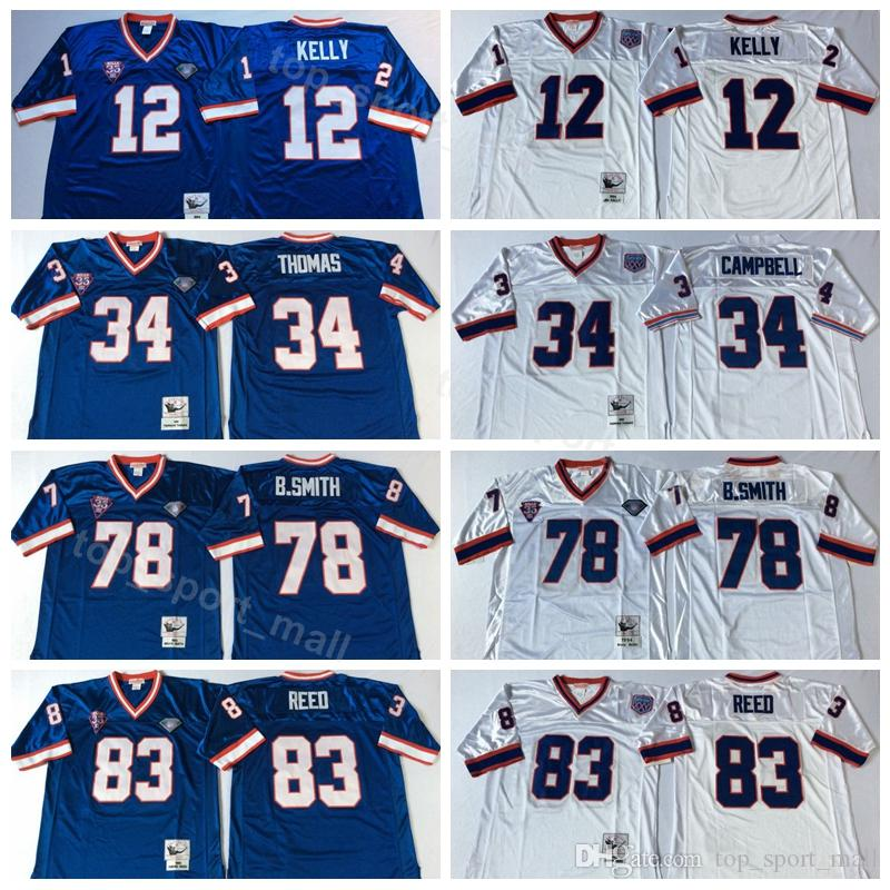 new style 3fb0a 04d7f release date buffalo bills jim kelly jersey 87643 4087d