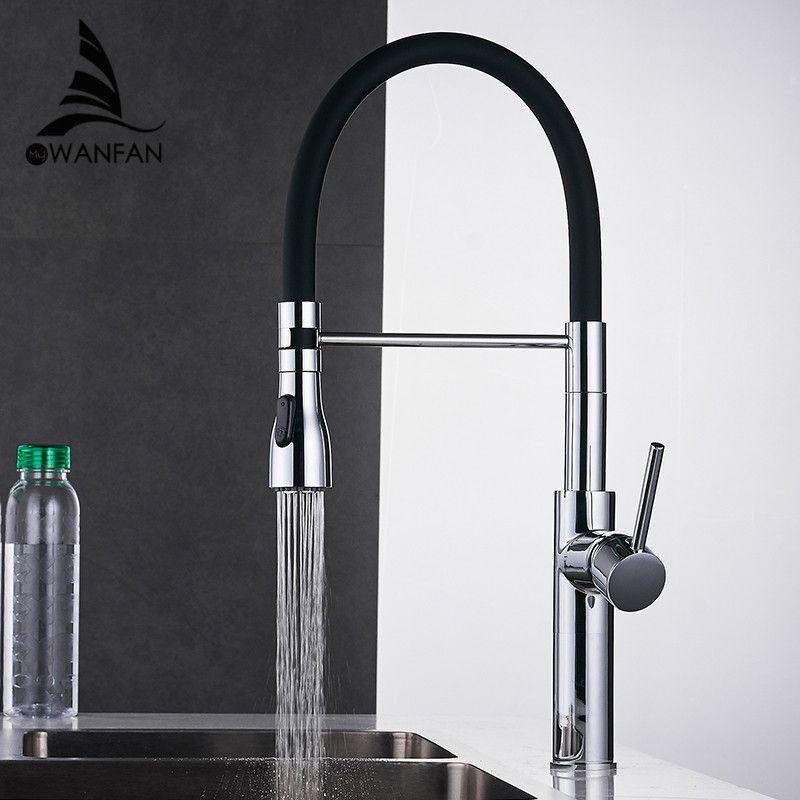 Cheap Kitchen Faucets With Sprayer.Kitchen Faucets Chrome Kitchen Sink Crane Deck Mount Pull Down Dual Sprayer Nozzle Torneira De Cozinha Mixer Water Taps Lk 9910
