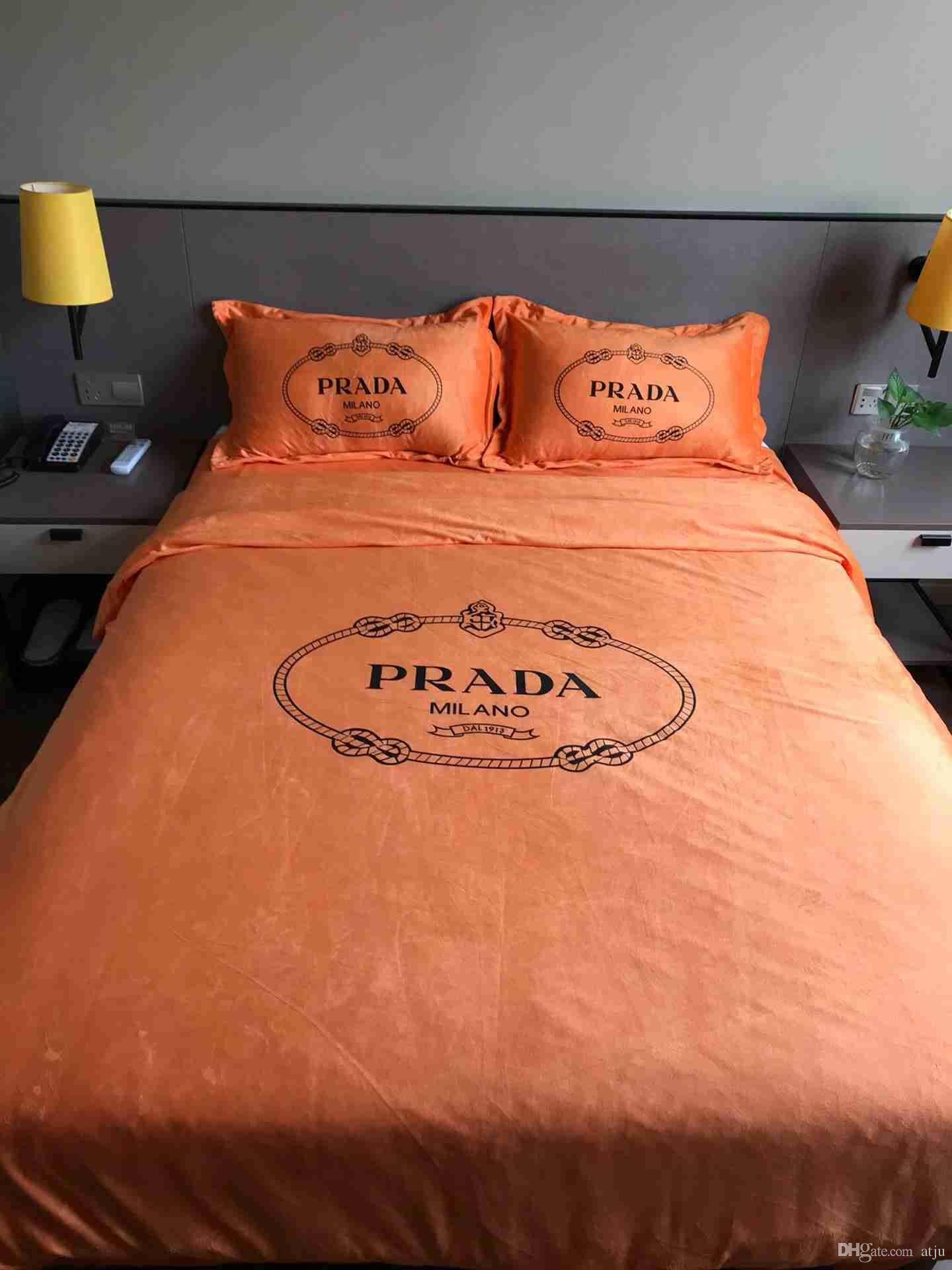 Großhandel Bettwäsche Bettwäsche 100 Baumwolle Gesetzt Königin