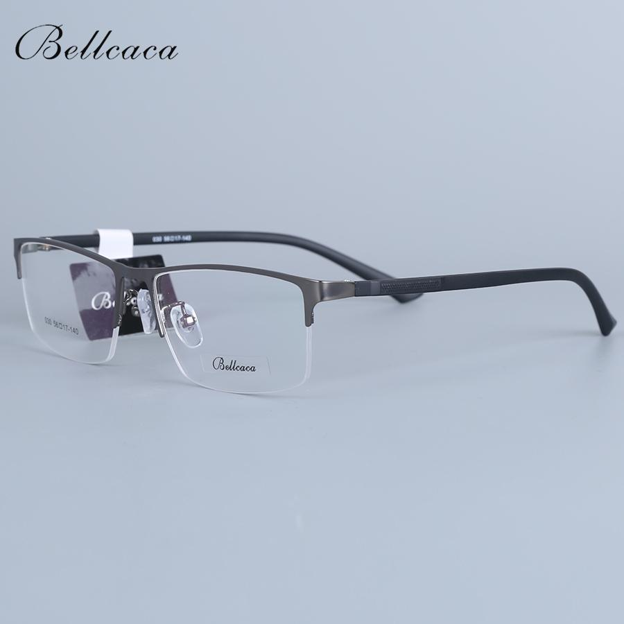 c59a9163c3 2019 Bellcaca Spectacle Frame Men Eyeglasses Computer Myopia Optical  Prescription Eye Clear Lens Glasses Frame For Male Eyewear 030 From  Taihangshan