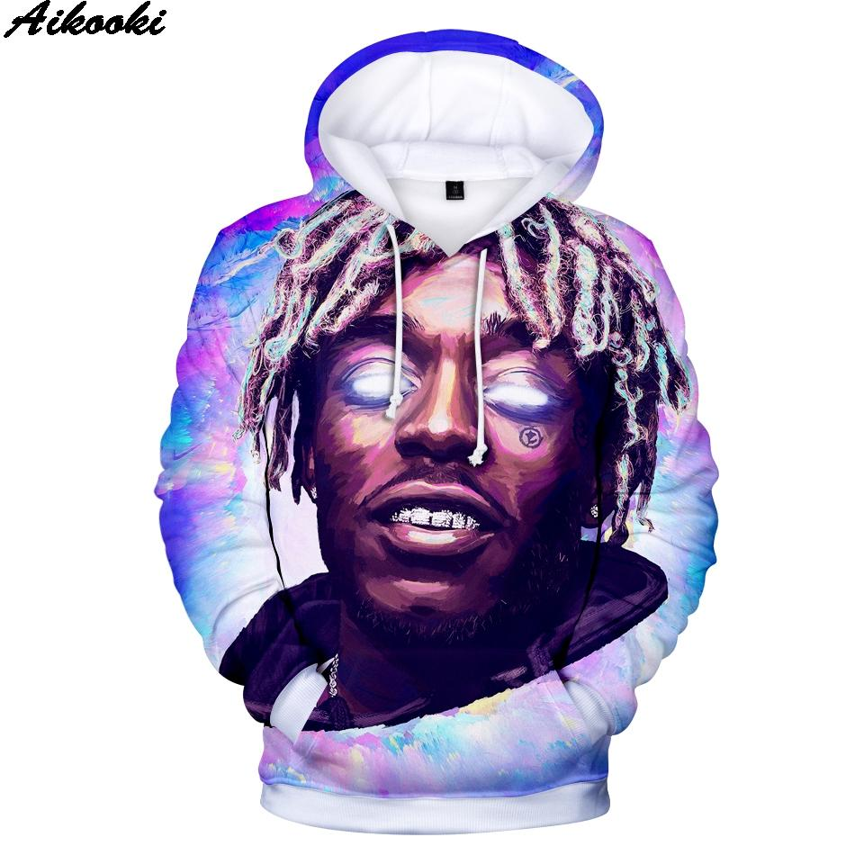 Hoodies & Sweatshirts Hip Hop Lil Uzi Vert Hoodies 3d Sweatshirts Men/women 3d Hoodies Rapper Lil Uzl Vert Hoodies Men Plus Size Xxs-4xl