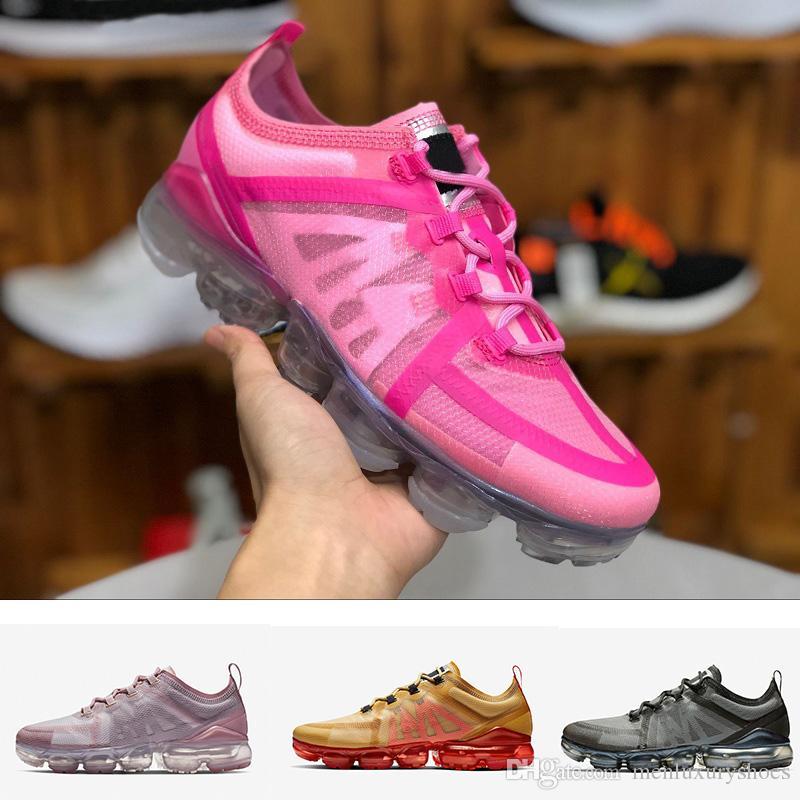 c3d2b1e546c25 Acquista New Maxes 2019 Flair Scarpe Da Corsa Scarpe Da Corsa Da Donna Da  Uomo Blu Rosa Crimson Gold 2019 KPU Vapor2019 Scarpe Da Ginnastica Design Da  ...