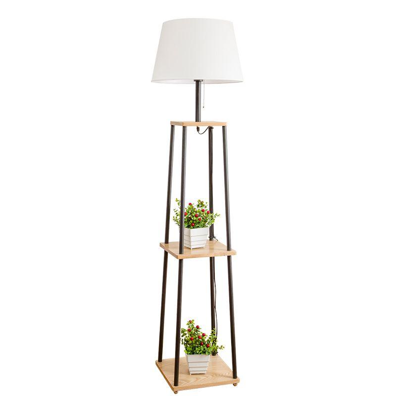 Acheter nordic lampadaire salon simple chambre moderne tude bois massif led loupe lampadaire - Lampadaire chambre ...