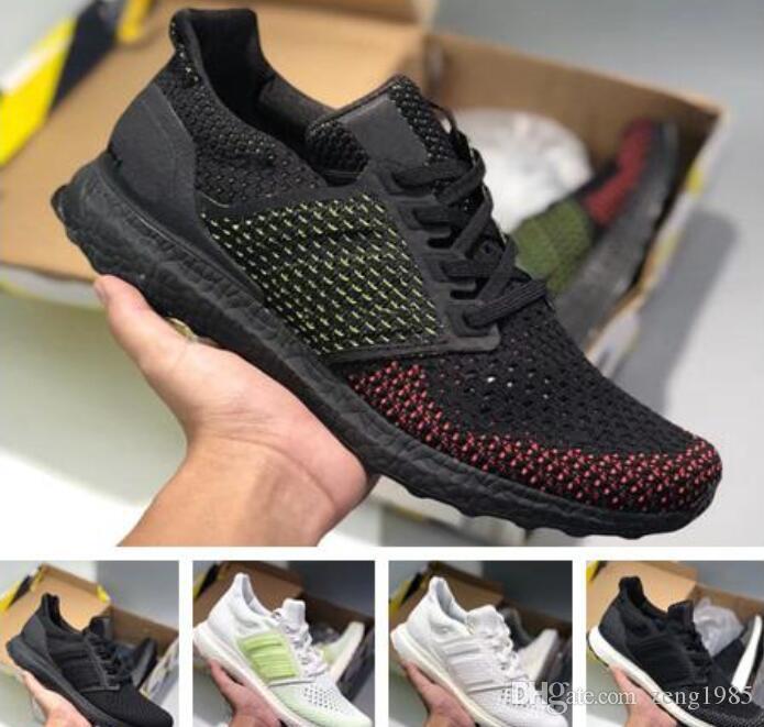 9ed89ba17 Satın Al 2019 Yeni Ultra Boost Clima Üçlü Siyah Rahat Ayakkabılar Erkek  Kadın Yüksek Kalite Ultra Boost LTD Hypebeast Primeknit Siyah EUR36 45