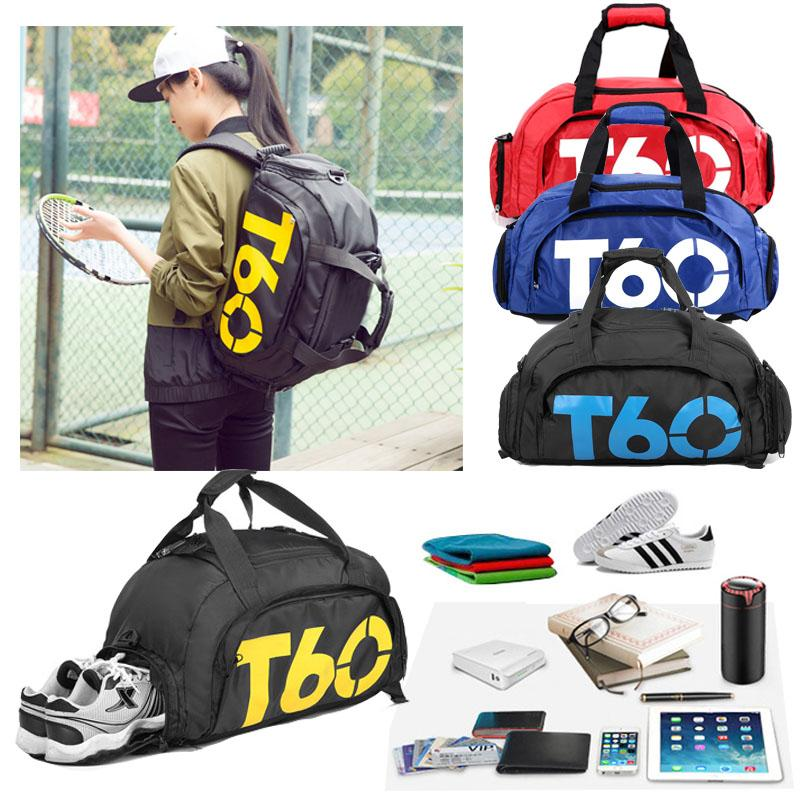 cf728cac2003 Men Women Sports Gym Bag Waterpropof Fitness Yoga Bag Sac De Gym Gymtas  With Shoes Pouch Rucksack Training Handbag Yoga Bolsa UK 2019 From  Dragonfruit