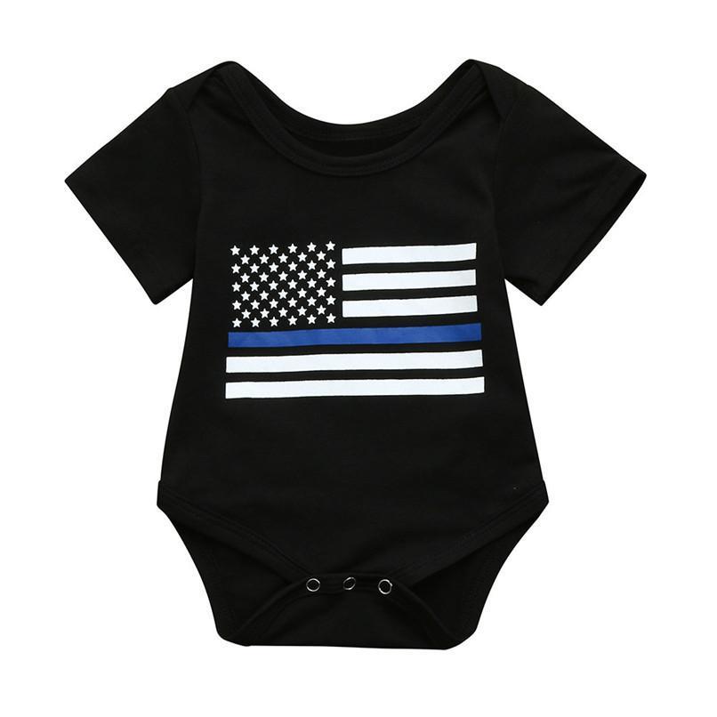 3e12b3176 2019 Summer Babys Romper Toddler Infant Kids Baby Girls Boys Short ...