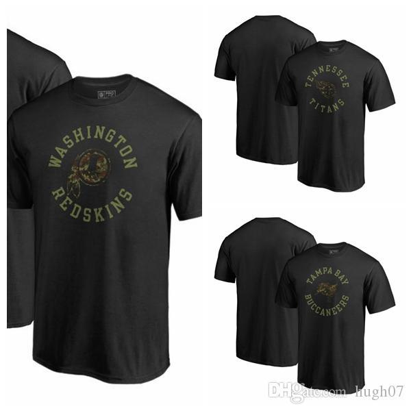 Fan Apparel & Souvenirs Washington Redskins Short Sleeve T-shirt Dark Grey Logo Top Mens Size Medium High Quality And Inexpensive Football-nfl