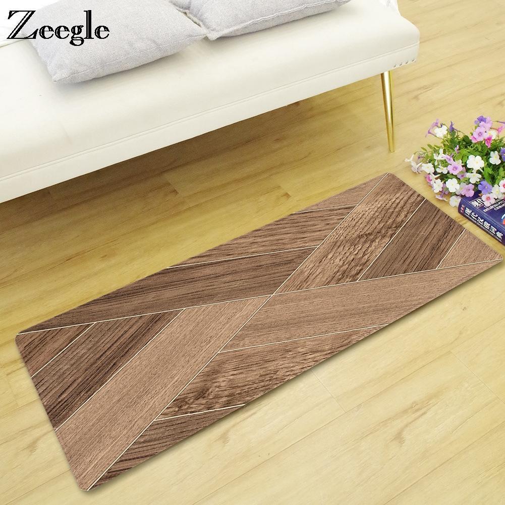 Zeegle Home Decor Teppich Teppiche Fußmatte Outdoor Weiche Matten Auf dem  Flur Anti-slip Schlafzimmer Teppich Küche Matte Tisch Stuhl Bereich ...