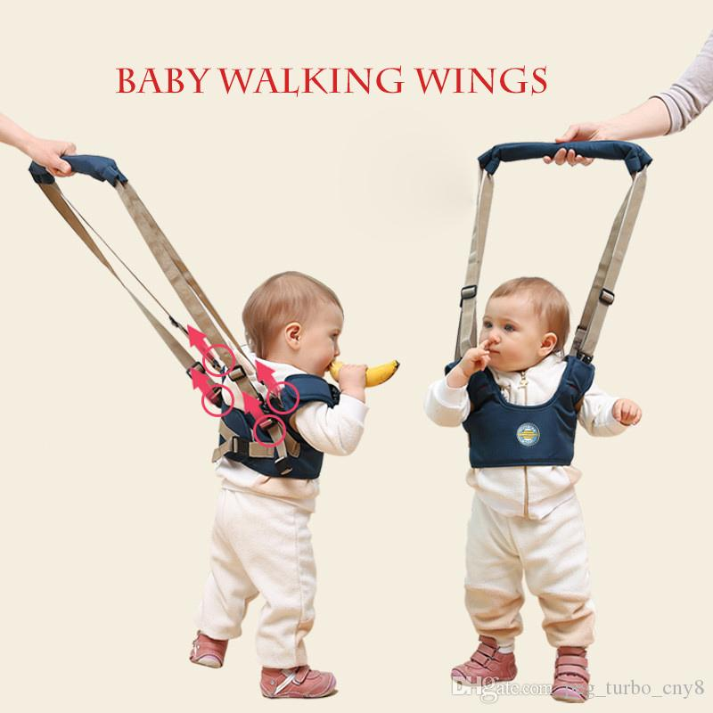 New Babys Walking Wings UNBreak Breathable Toddler Equipment High Quality Baby Gear Fashion Appearance Baby Walking Wings