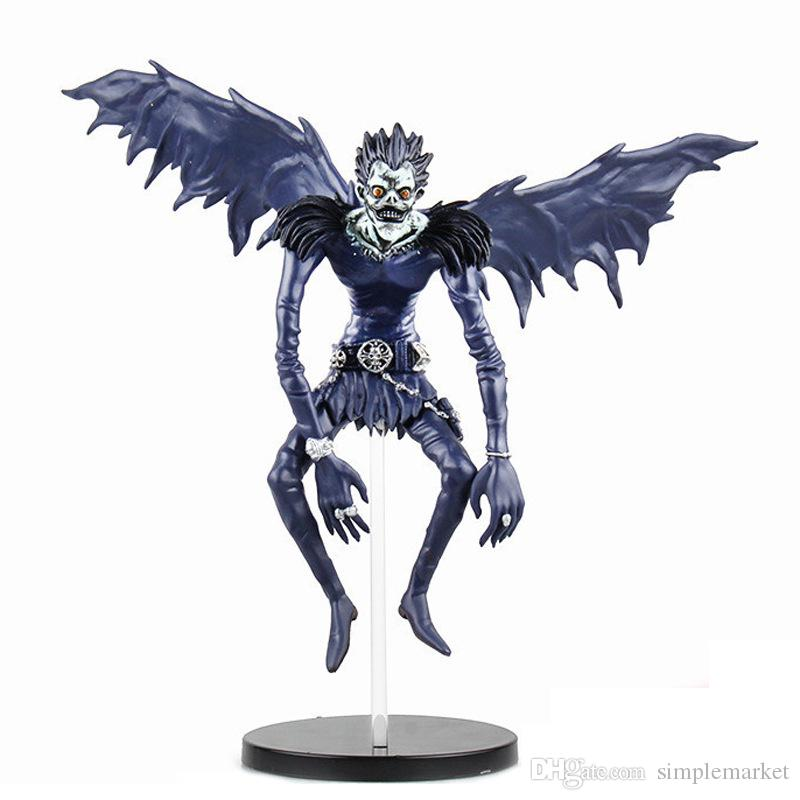 6Pcs/set Action Figure Set Doll Toys Free Shipping Death Note Death Liu Ke death note PVC anime figures office model