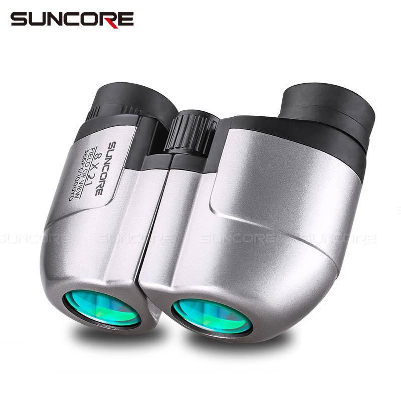 8x21 Binoculars for Kids Mini Portable High-definition Children Telescope Toys Gift Bird Watching Hiking Outdoor Games Camping