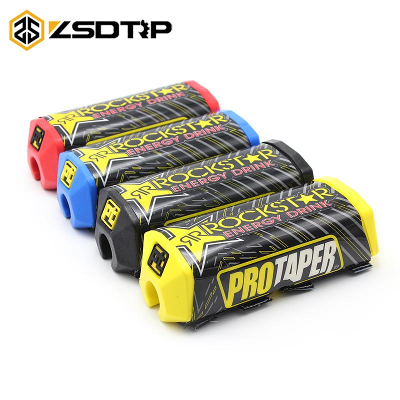 Pro Taper Handlebars >> 2019 Zsdtrp Pro Taper 2 0 Square Handlebar Bar Pad Fat Bar Pad Chest