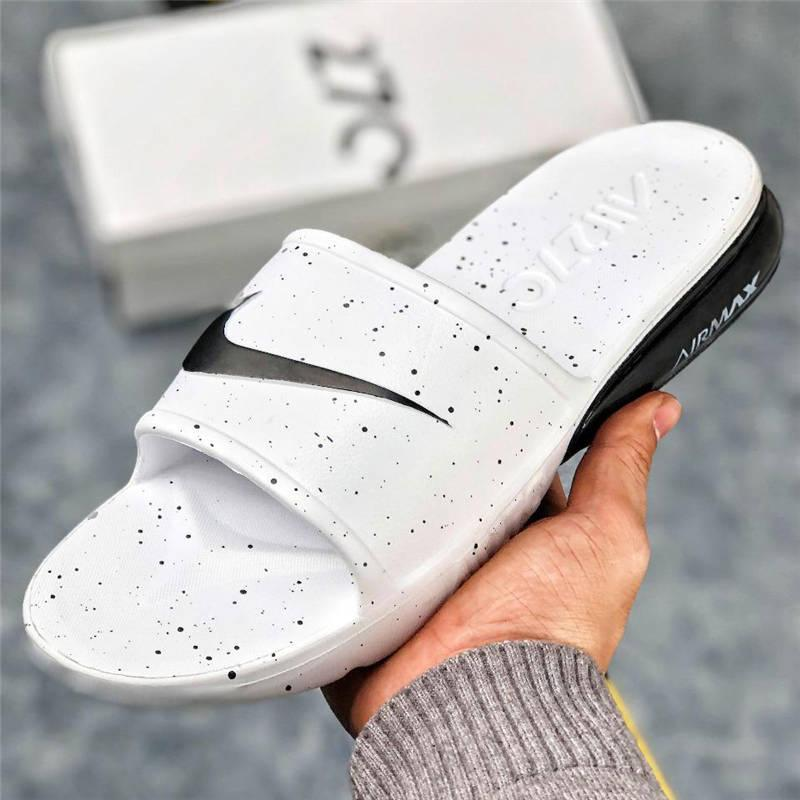 92c1eea40f404 Exclusive Slippers Supplier Brand New Arrival Top Quality Air Cushion  Sandals Wholesale Summer Beach Slide Shoes Size 40 45 Booties Mens Boots  From Lacosk