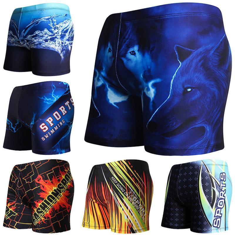 3f1051968920 Trunks spa summer swimming sbort incrementos sueltos para hombre bañadores  Boxer shorts