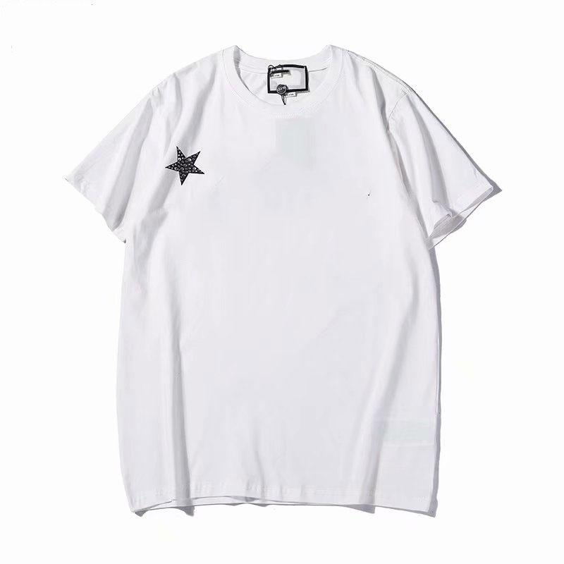 9d6eed2a57bd1 Tshirt Men Designer T Shirt Summer Tops Brand T-Shirts Couple Short ...