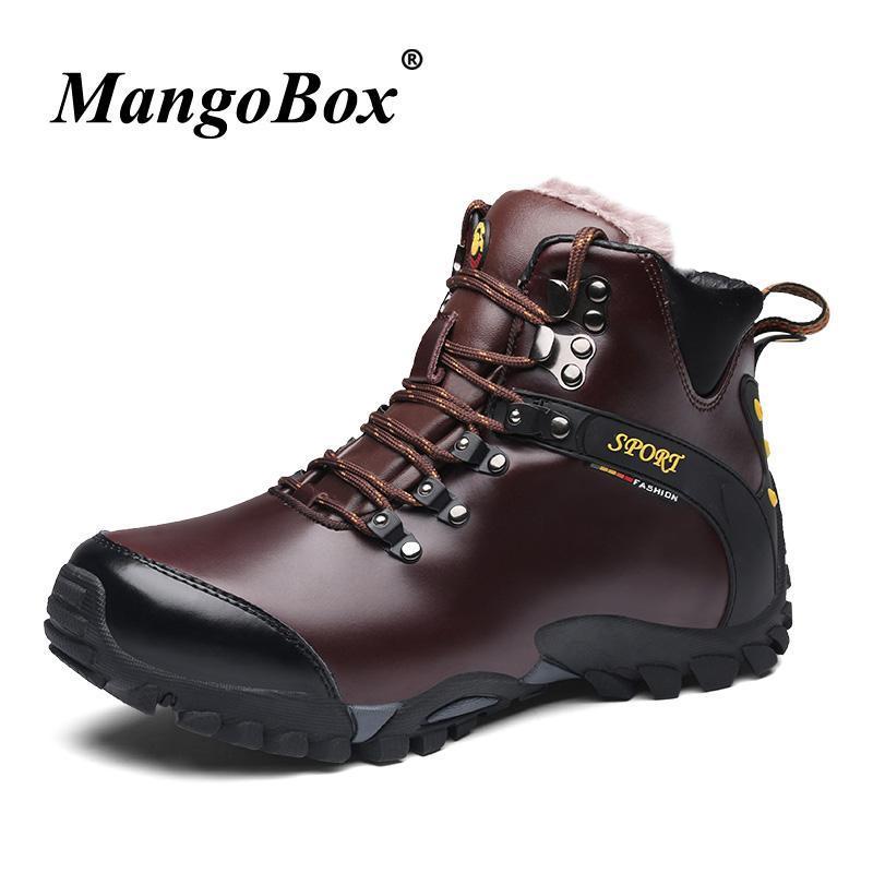 Men Snow Trekking Boots Damping Climbing Mountain Shoes Non Slip Hiking  Boots Autumn Winter Outdoor Tactical Sport Shoes UK 2019 From  Seller sportsoutdoor af8cc3c6b