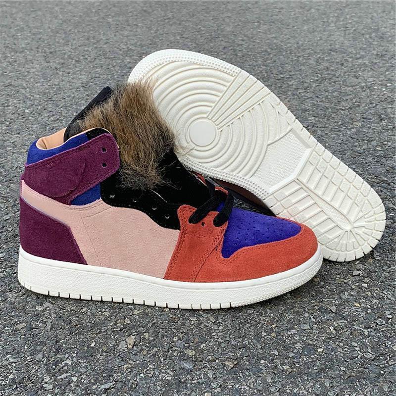 0676d4bffaf254 1 1s High OG Aleali May X 1 Viotech Fur Basketball Shoes Top Quality ...