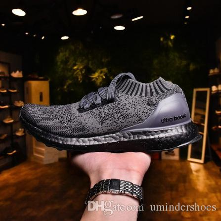 c4bd57495aea 2019 Find Deals For Uncaged Ultra Boosts. Shop With Confidence Ultraboost  Shoes Snakers. Triple White Black Uncaged Gym Trainer From Umindershoes