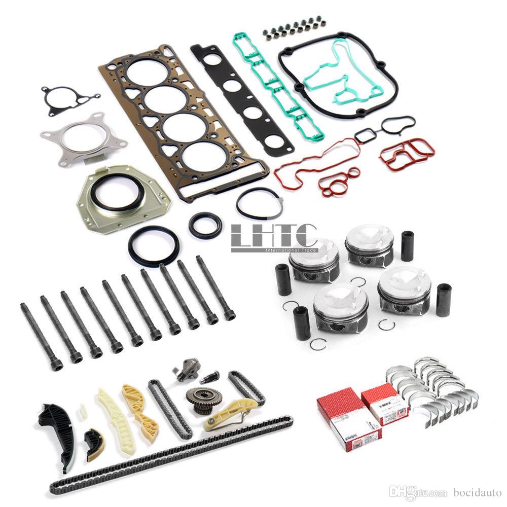 Engine Rebuild Overhaul Kit STD 23mm Piston Pin For VW AUDI SKODA SEAT 2.0 TFSI