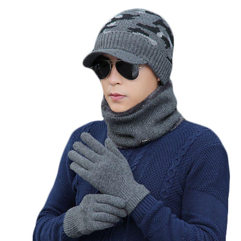 395e10296ba Cheap Cartoon Animal Hat Scarf Gloves Best Cashmere Hat Gloves Scarf Sets