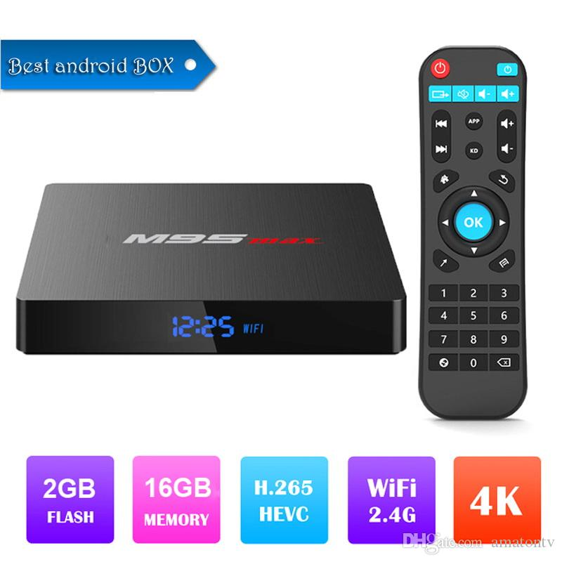 Best Android Streaming Device 2019 2019 Best Android Tv Box Amlogic S905w M9S MAX 2GB 16GB WiFi Lan