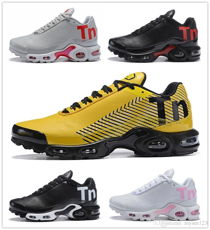 0a3302811c2e 2019 2018 Hot Sale Mercurial Plus TN 2 Ultra Pure Sneaker Trainers Shoes  Top Quality Mens Womens Athletic Running Shoes Size 5.5 12 From Mysm123