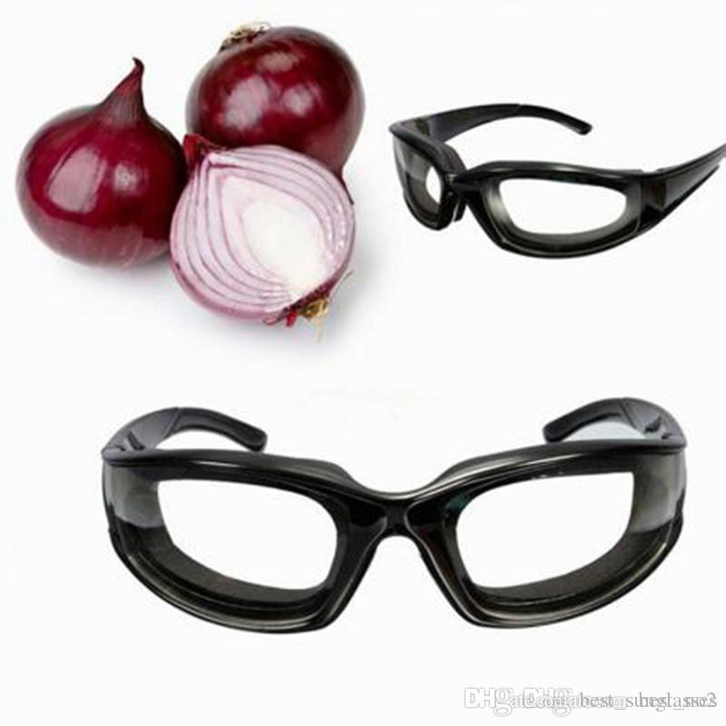 Cheap High Quality Kitchen Onion Goggles Tear Free Slicing Cutting Chopping Mincing Eye Protect Glasses WSC007