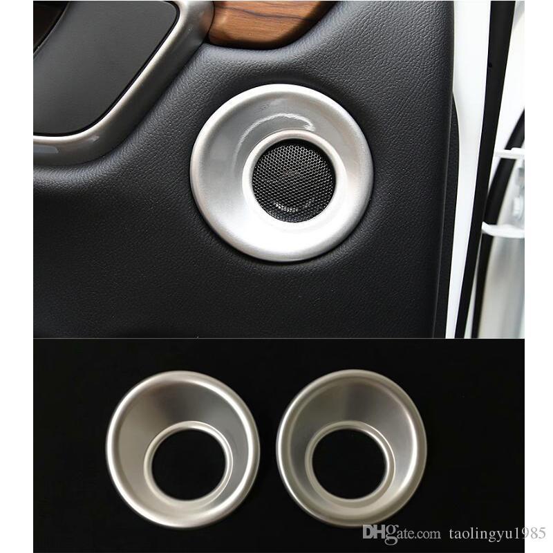Interior Rear Car Door Stereo Speaker Cover Trim For Honda Crv Cr V