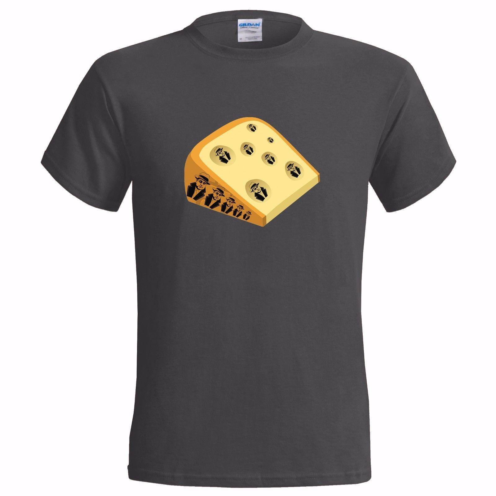 b6ee9a95 MASS CAPONE CHEESE FUNNY PUN MENS T SHIRT BAD JOKE GIFT PRESENT LOVER PUNS  AL Trump Sweat Sporter T Shirt T Shirs T Shirst From Cancup, $16.24|  DHgate.Com