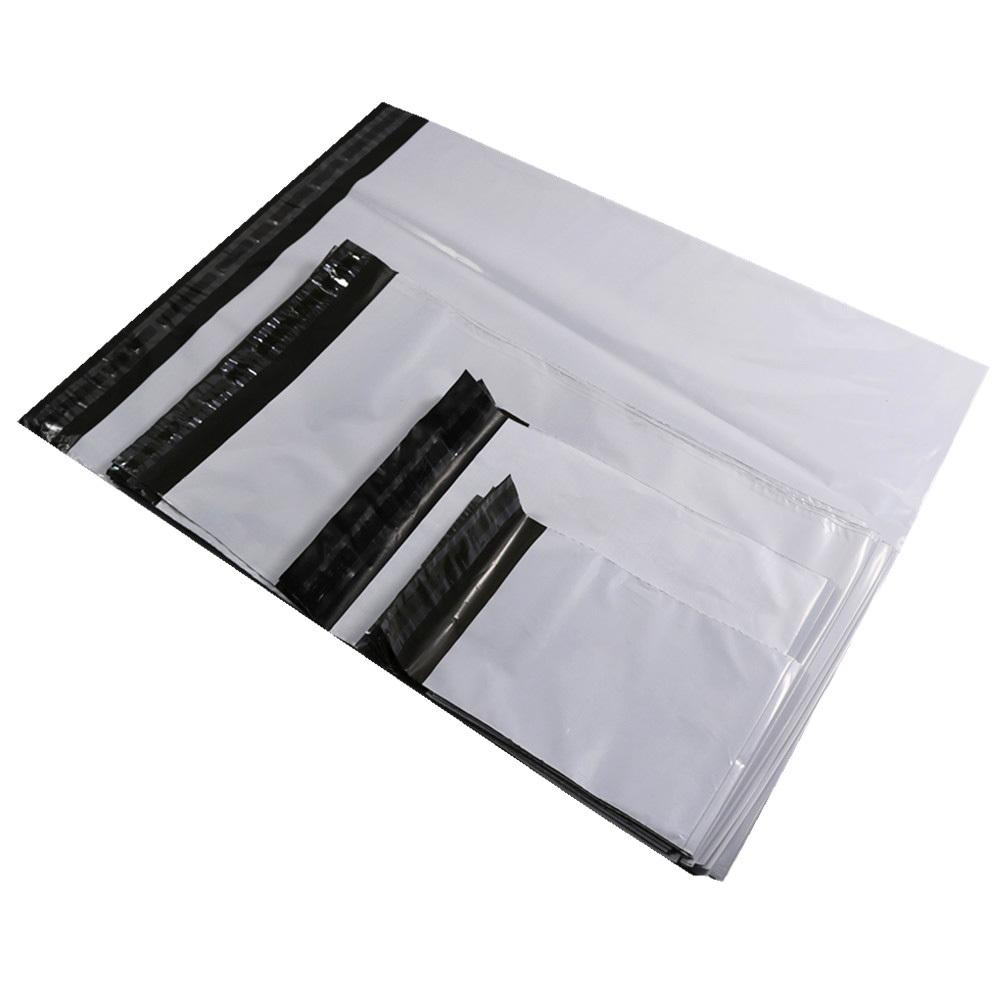 d5ac8192e2ca 2019 Courier Bags Gray White Storage Bag Plastic Poly Shipping Bag Envelope  Mailing Bags Self Adhesive Seal Plastic Pouch C18112801 From Mingjing02