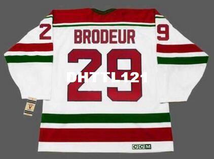 2019 Mens 29 Martin Brodeur New Jersey Devils 1992 Ccm Vintage