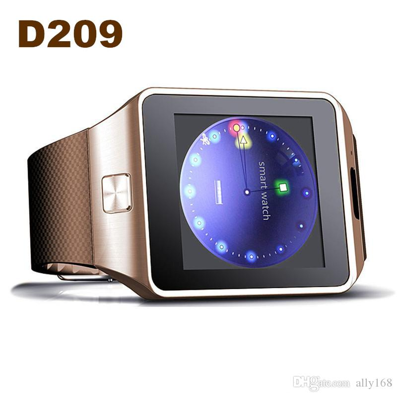 newest 194fb cba6c Bluetooth DZ09 Smartwatch Wrist Watches Touch Screen For iPhone Xs Samsung  S8 Android Phone Sleeping Monitor Smart Watch With Retail Package