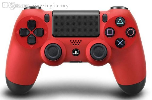 PS4 Wireless Bluetooth Game Gamepad SHOCK4 4 Color Controller Playstation For Sony PS4 Controller DHL with retail box