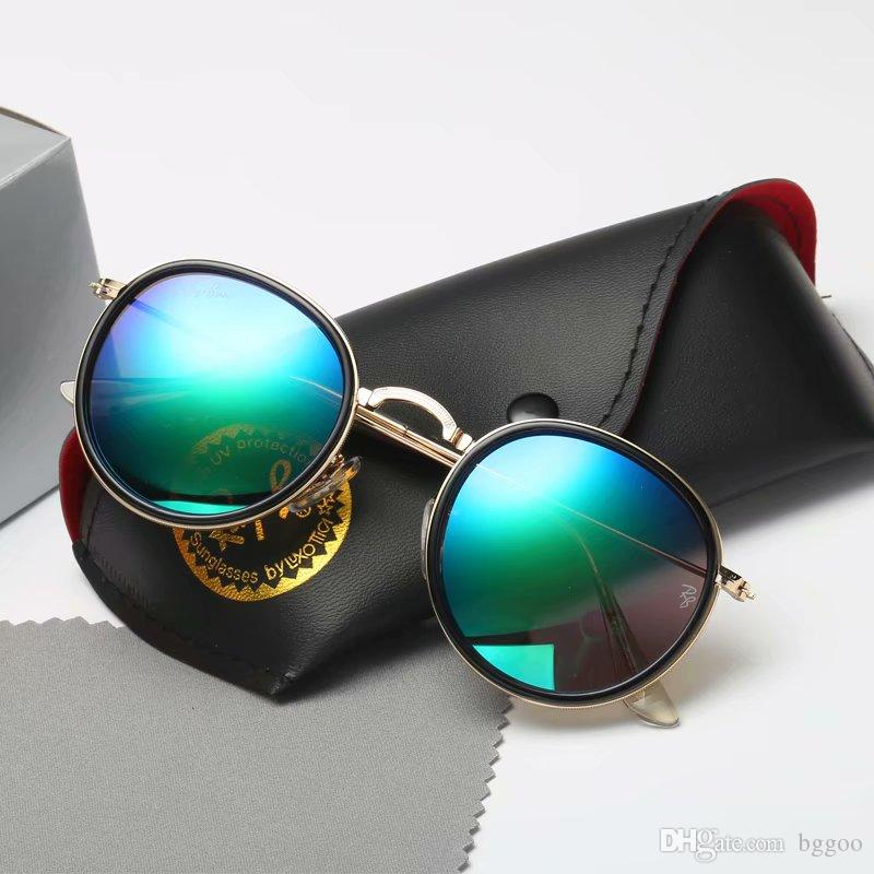 4f0b681745111 2019 Aviator Ray Sunglasses Vintage Pilot Brand Sun Glasses Band ...