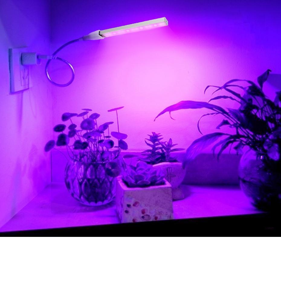 Spectrum Élèvent Lampe Pour Usb Plantes Lumière Full De Fleurs La Les Végétation En Qualité Led Aluminium Haute rxshQdtC