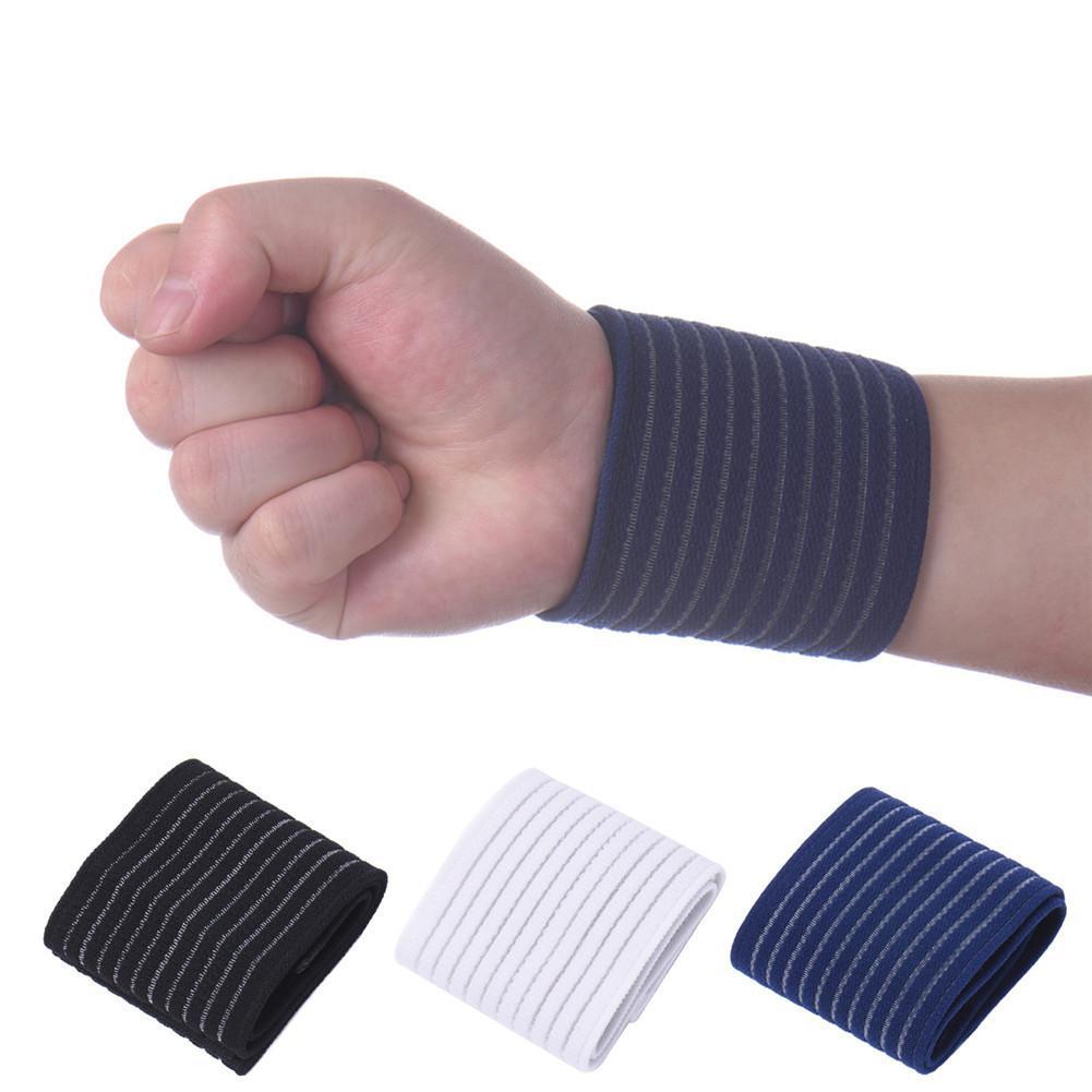 Einstellbare Basketball Sport Armband Fitness Festigkeit Verband Sport Wristban Protector Karpaltunnel Handgelenk Strap Ein Armband Sport Zubehör