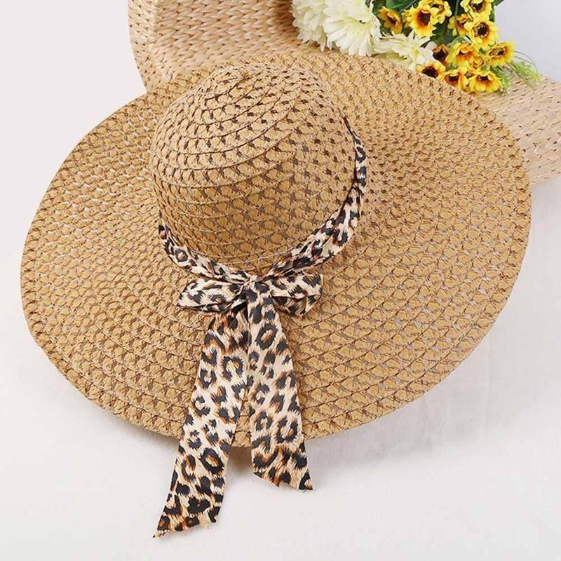 BTLIGE New Women Beach Hat Lady Derby Cap Wide Brim Floppy Fold Summer  Bohemia Sun Straw Hat Dropshipping D19011103 Online with  58.52 Piece on  Yizhan02 s ... e4bb52528e43