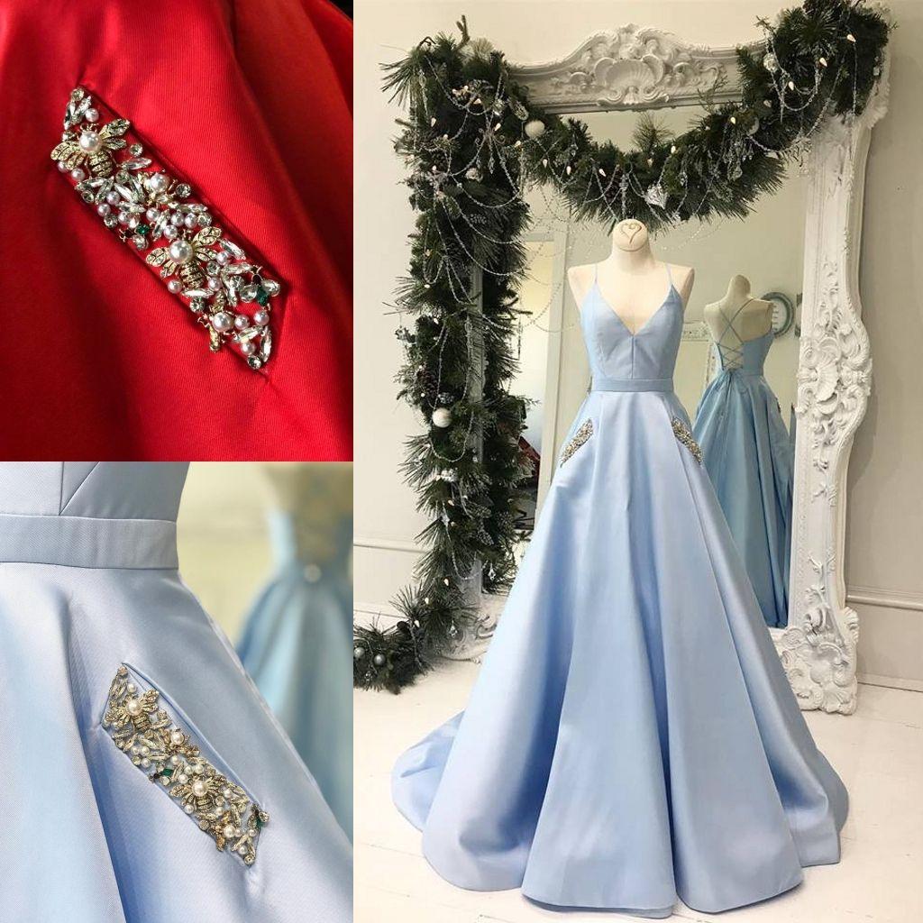 Vestidos de fiesta elegantes pero sencillos