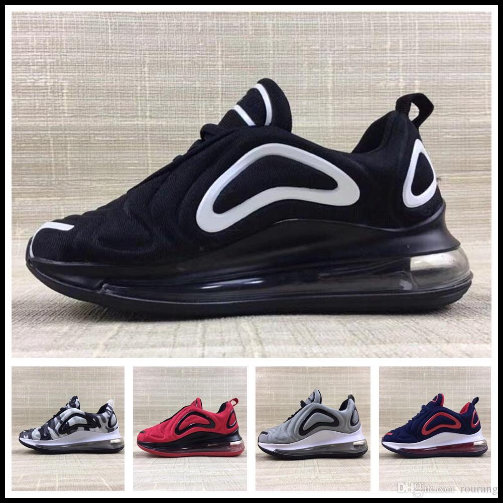 a9d3cc124 Compre Nike Air Max Airmax 720 Vapormax Barato 720 Niños Zapatillas De  Deporte Para Niños Zapatillas De Deporte Al Aire Libre Niño Niña Entrenador  Zapatos ...