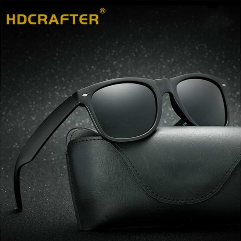 0d54c642d Sunglasses Men Polarized 2018 Retro Vintage Luxury Brand Designer ...