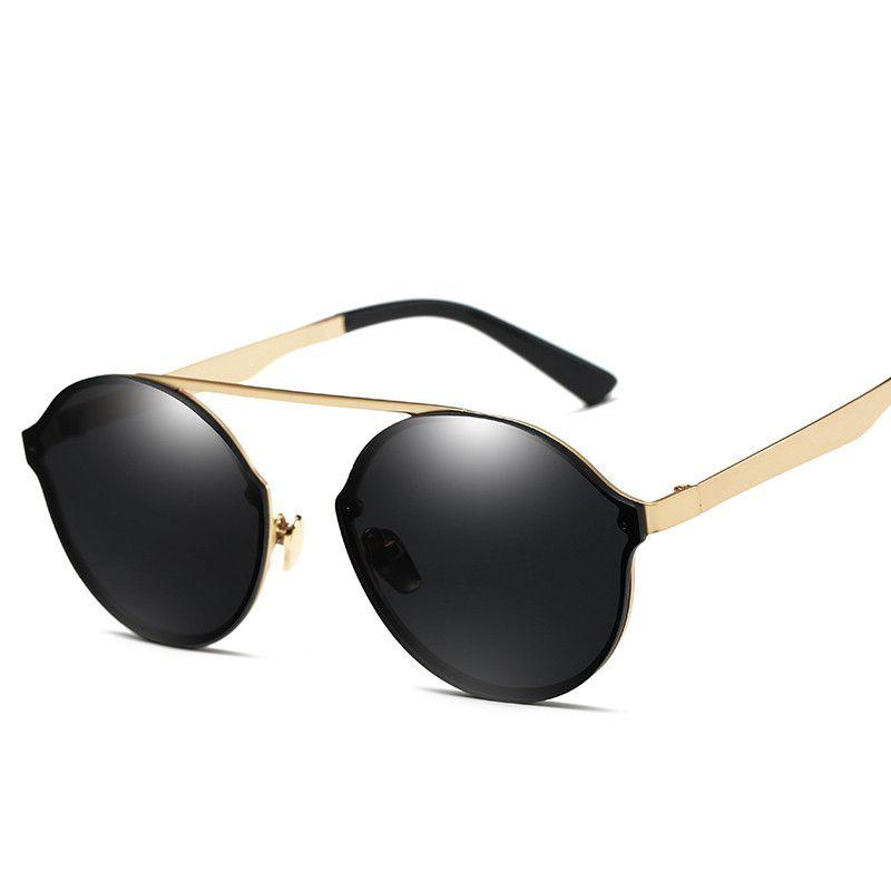 dde75aa301c 2019 New Vintage Sunglasses Luxury Brand Fashion Oval Frame Glasses High  Quality UV Protection Stylish Eyewear Designer Party Sunglasses Tifosi  Sunglasses ...