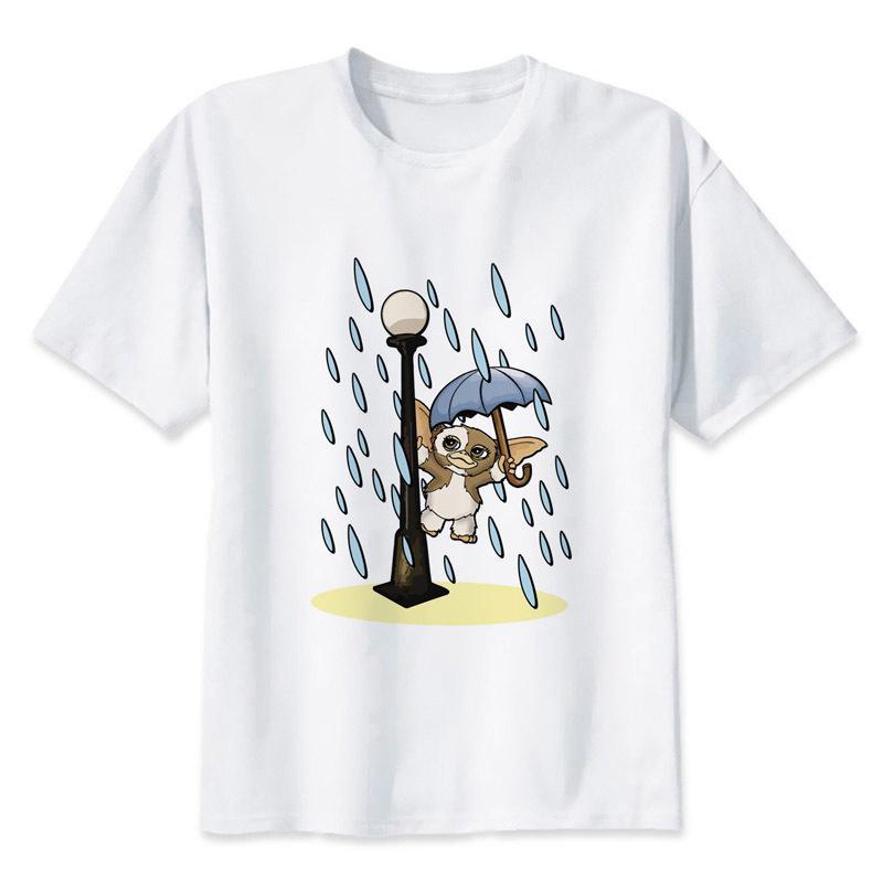 Mrr411 De Corta Boy Ropa Tee Top Gremlin En Tops Manga La Cantando Gremlins Camiseta Hombre Lluvia Anime 80OPkwnX
