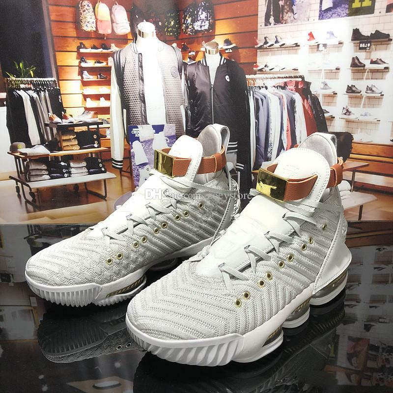 f4979af8606 New Style XVI 16 Harlem s Fashion Row Basketball Shoes for High ...