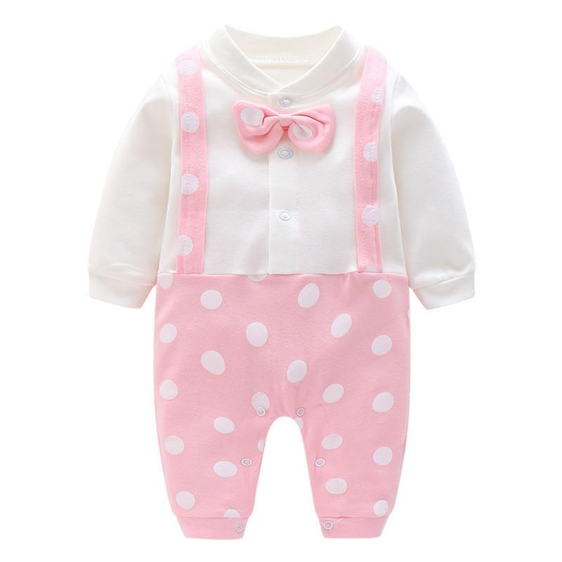 2019 Good Quality Infant Kids Pajamas Baby Girls Rompers Newborn Clothes  Long Sleeve Cotton Costume Toddle Girl Autumn Jumpsuit Sleepwear From  Cynthia05 94bc30554