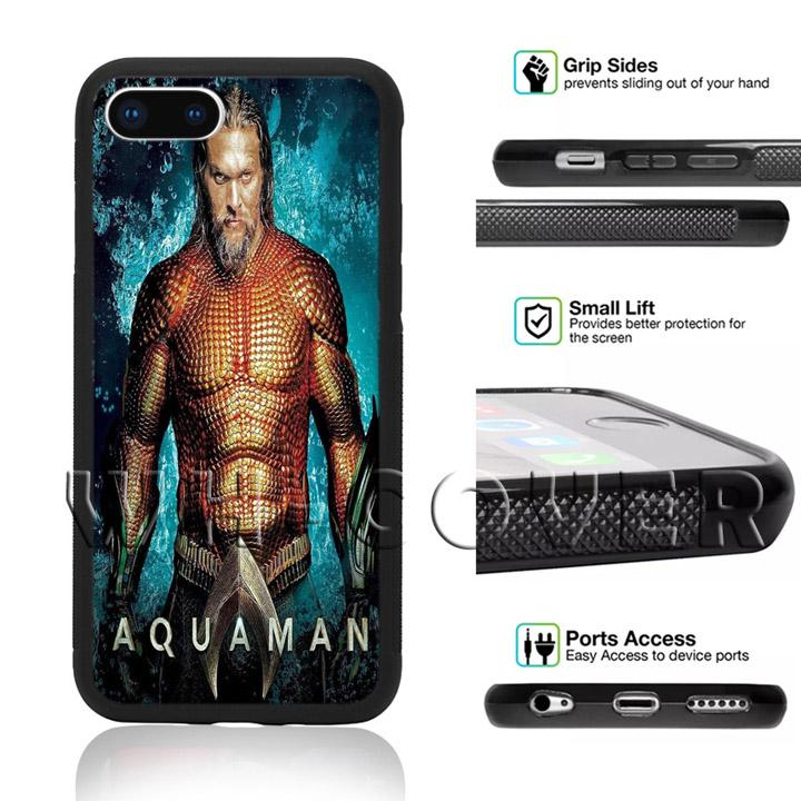 huge selection of 78021 52adc Aquaman Mera Trident Of Neptune Phone Case Jason Momoa Cute VD ...