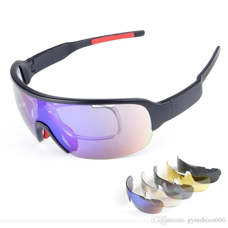 aba937d716 Lens TR90 Mens Area Polarized Bicycle Sun Glasses 30g Sports Goggles ...
