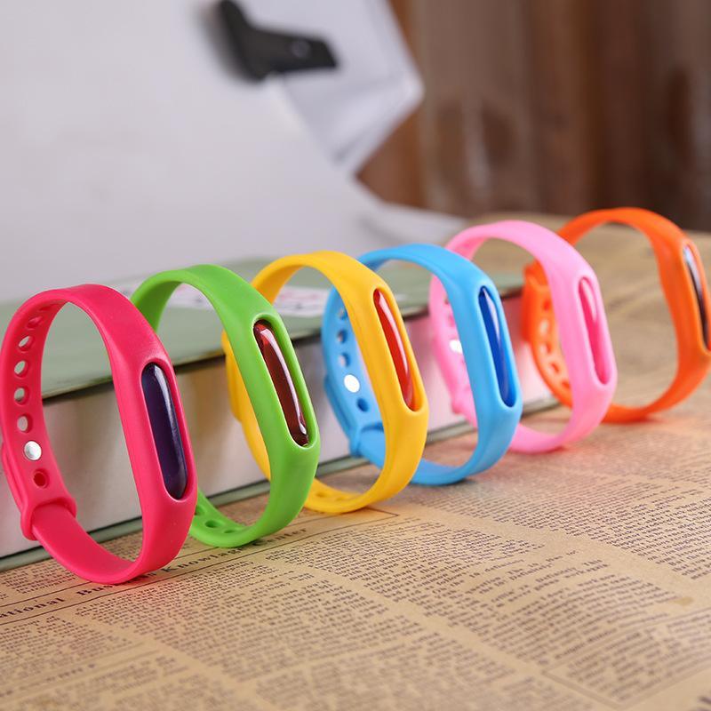 Силиконовый браслет для отпугивания насекомых Wristband в Камышине