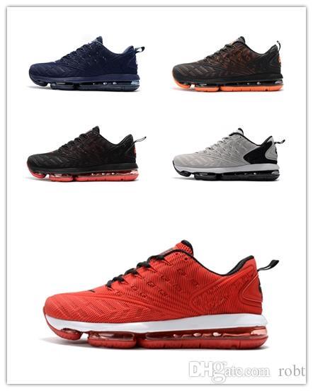 2018 Flair Casual Shock Top Nuevos Para Diseñador Al Baratos Mujer Zapatos Deportivas Aire Correr Hombre Calidad Zapatillas Athletic Tpu c354qARjL