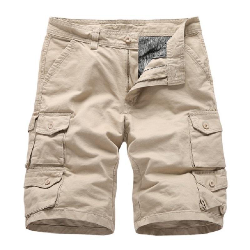 Korte Broek Heren We.2019 Summer Men S Shorts Casual Pockets Cargo Shorts Men Joggers