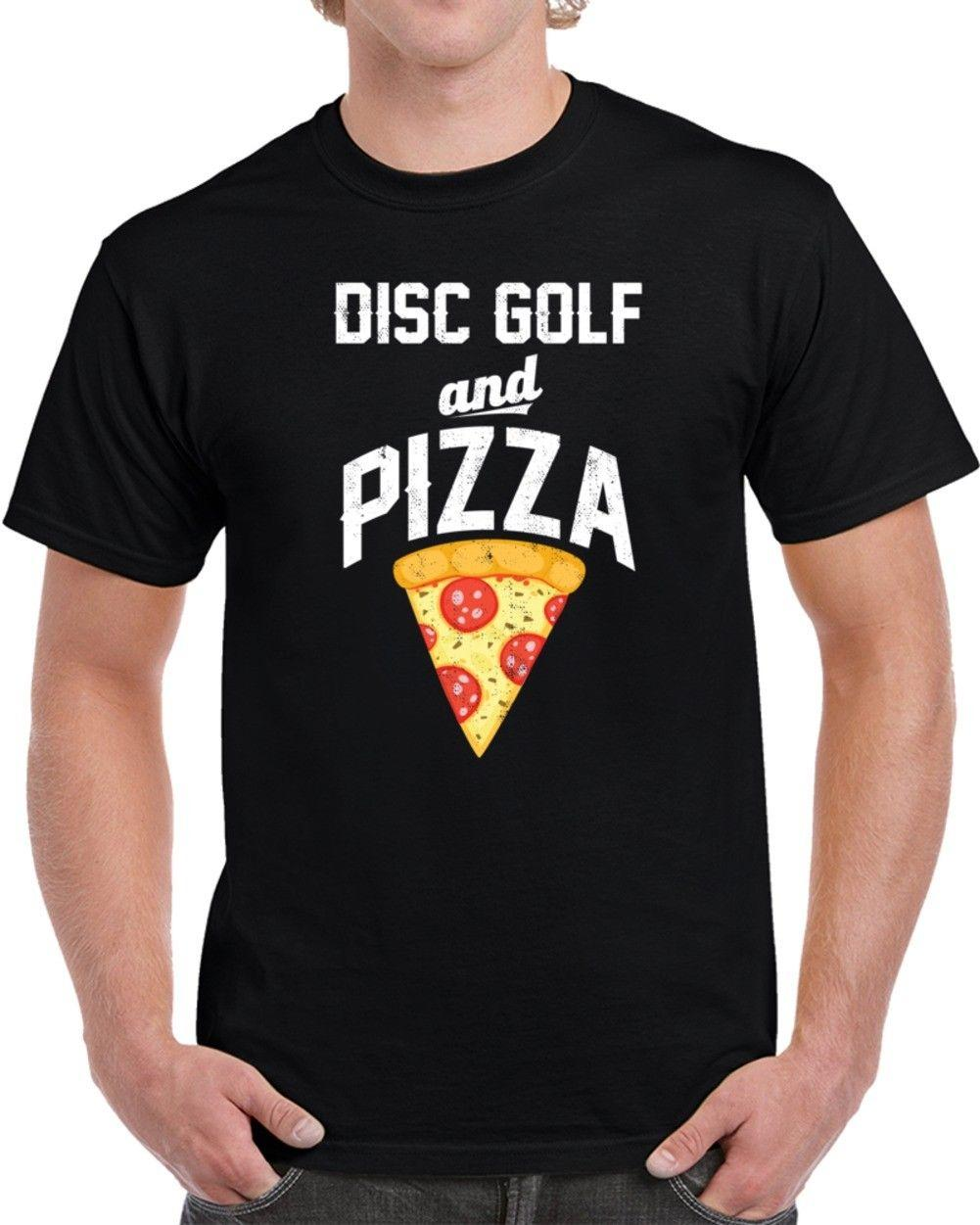 f3fa31ca Disc Golf And Pizza Unisex T Shirt Funny Unisex Casual Top The Who T Shirts  Online Tshirt Shopping From Countrysidelocks, $12.96| DHgate.Com
